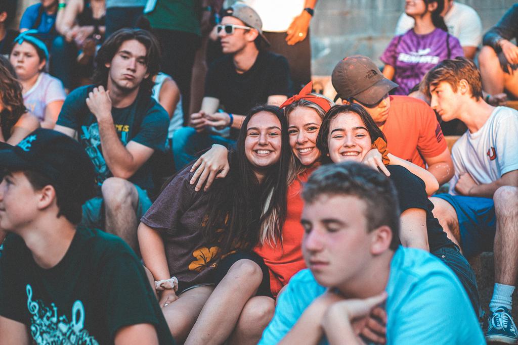 Photo groupe de jeunes