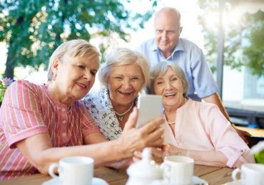 Photos de seniors